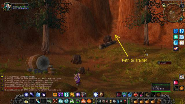 Stormwind has quests for players leveled 1-90