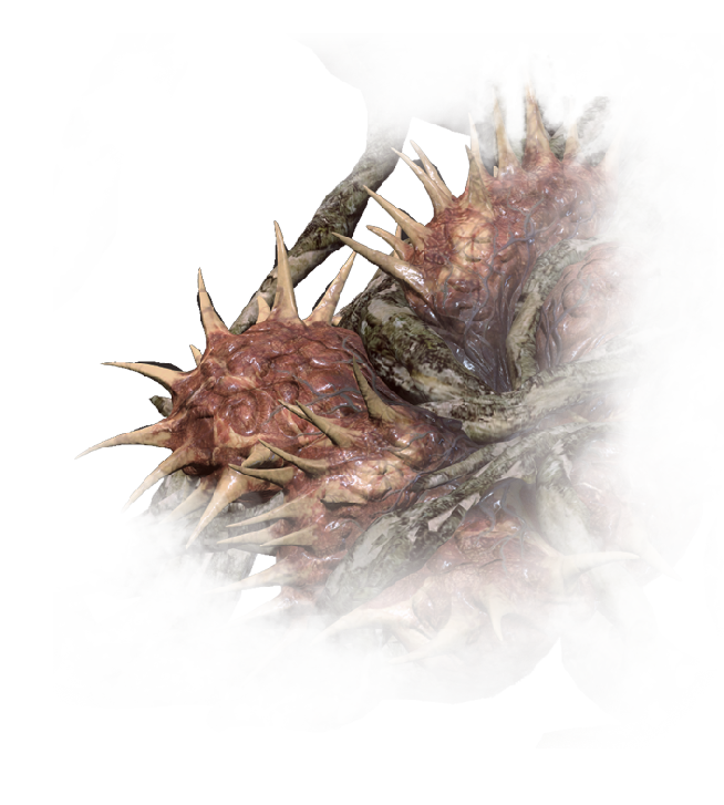 Существо В Дереве Ведьмак 3