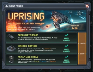 Uprising Event Store