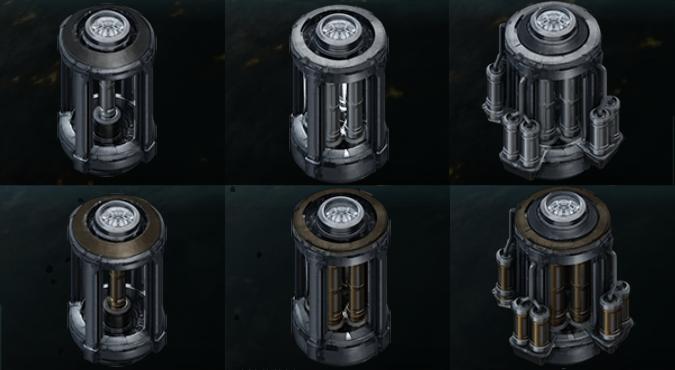 Ship vs Base Metaphase