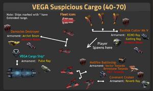 VEGA Suspicious Cargo (40-70)