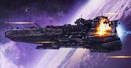 VEGA Conflict Revelation Cruiser