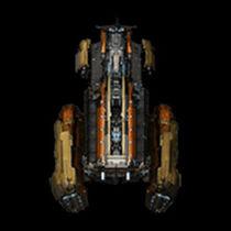 E Fury Battleship