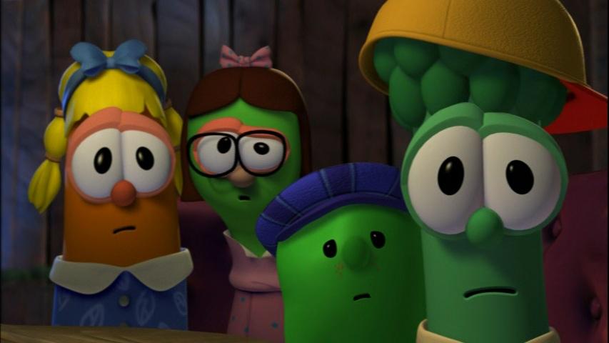 juniors friends veggietales its for the kids wiki
