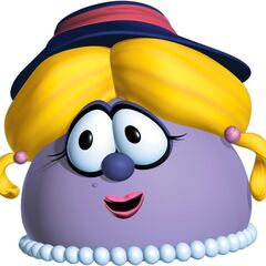 Madame Blueberry as Mayor Blueberry in <i>