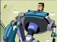 Jonas Robot body