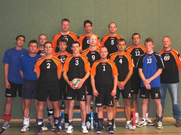 Mannschaftsbild 2005