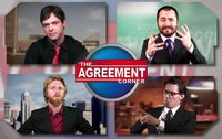 The agreement corner