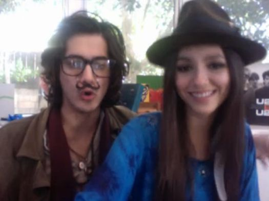 avan jogia and victoria justice are they dating Feb 14, - avan jogia totally admits  men victoria justice has dated  shay  mitchell is reportedly dating blake griffin, but she says they've never met.