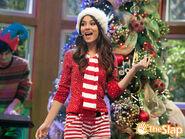TORI Singing on christmas