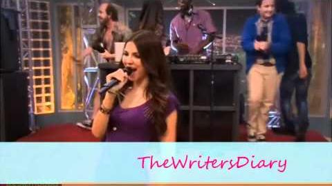Victorious - Tori Daniel **Maybe, Possibly**