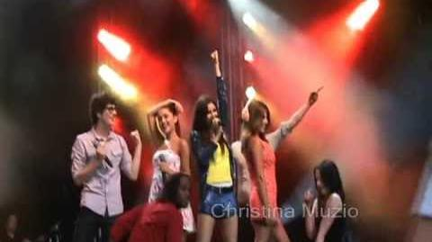 Victorious concert (June 9, 2012) Make it Shine