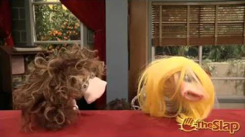 Victorious - Sinjin's Sock Puppets Lady Gaga D