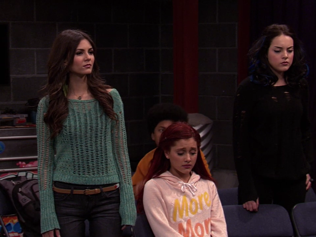 Fanfiction victorious pregnant Beck Oliver/Jade