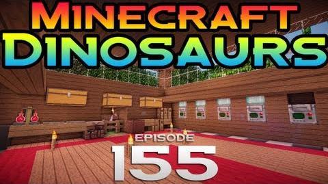 Minecraft Dinosaurs! - Episode 155 - Spinosaur, don't die this time