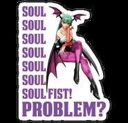 Soulfist sticker