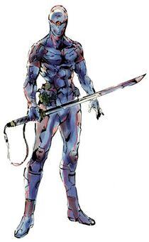 Cyborg ninja real