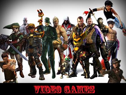Badasses in video games