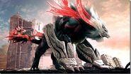 God Eater 2 - PSVita Gameplay - TGS 2014