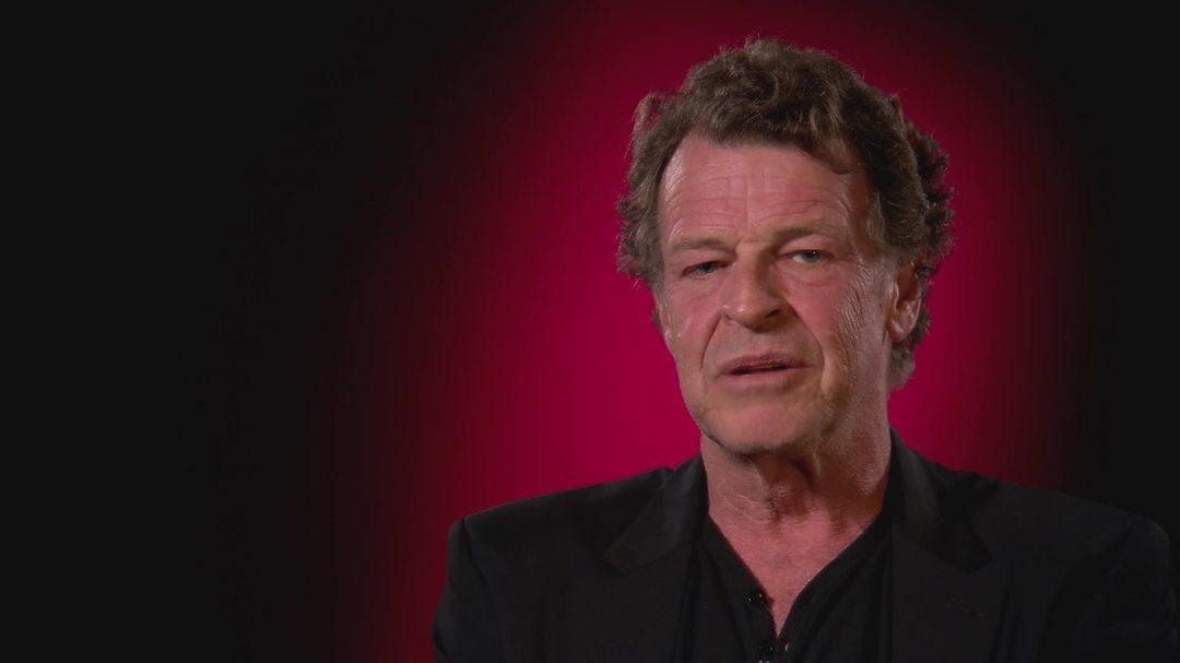 Superman Unbound - John Noble Interview Part 1