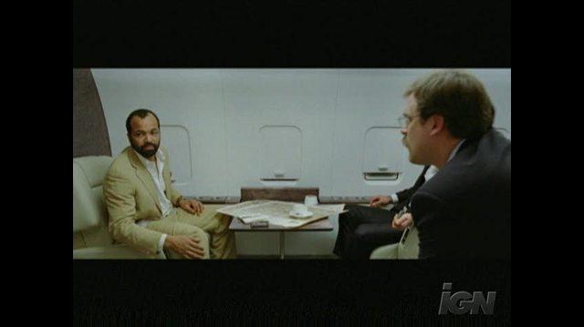 Quantum of Solace Movie Interview - Michael G