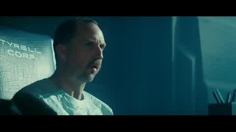 Blade Runner - The Voight-Kampff test