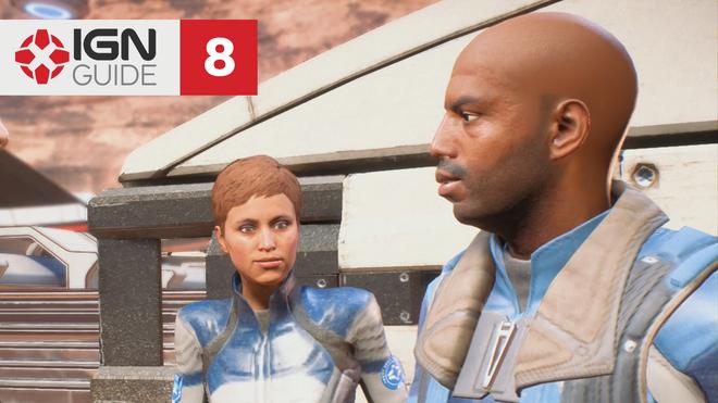 Mass Effect Andromeda Walkthrough - A Better Beginning (4 5)