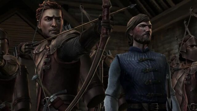 Telltale's Game of Thrones - Sons of Winter Fannotation