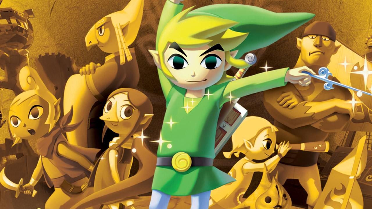 Wind Waker HD Combat Commentary