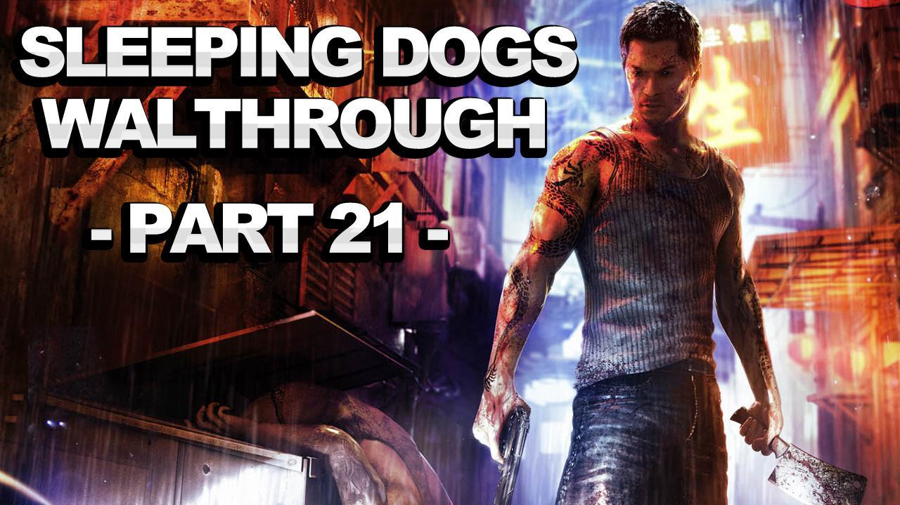 Sleeping Dogs - Important Visitor - Walkthrough (Part 21)