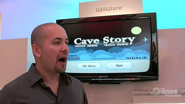 Cave Story Nintendo Wii Video - Video