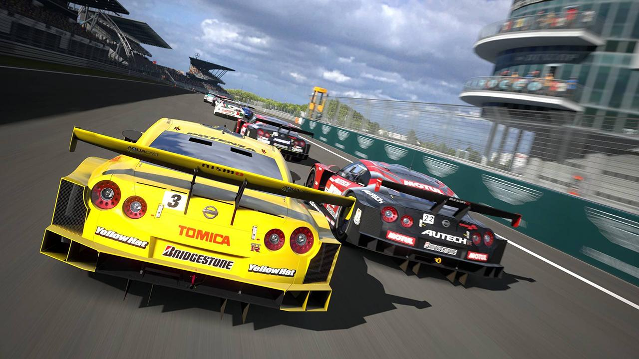 Gran Turismo 6 Launch Trailer