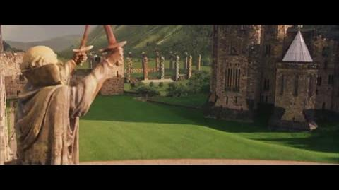 Harry Potter and the Sorcerer's Stone - Flying lessons