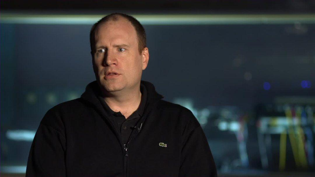 Thor The Dark World - Kevin Feige Interview