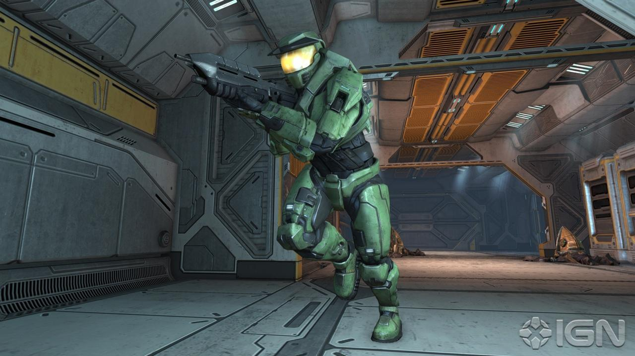 Halo Combat Evolved Anniversary Recreating the Experience