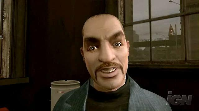 Grand Theft Auto IV Xbox 360 Trailer - Vlad Glebov