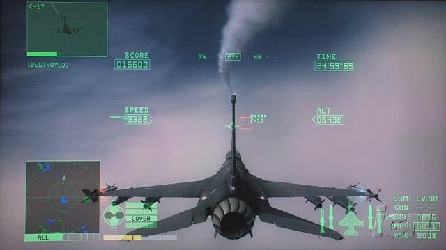 Ace Combat 6 Fires of Liberation Xbox 360 Trailer - Major Takedowns (HD Off-Screen)