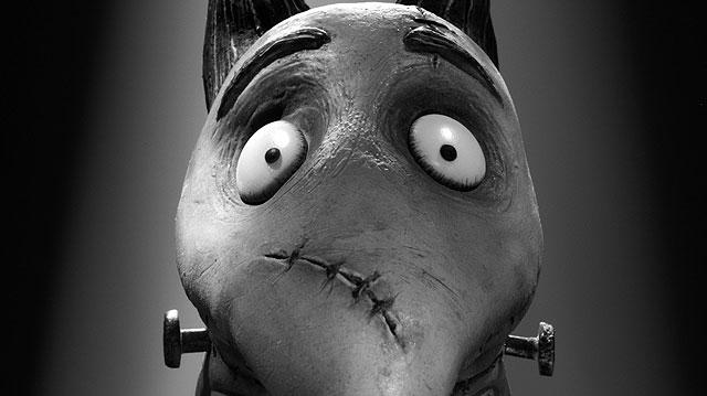 Frankenweenie - Video Interview