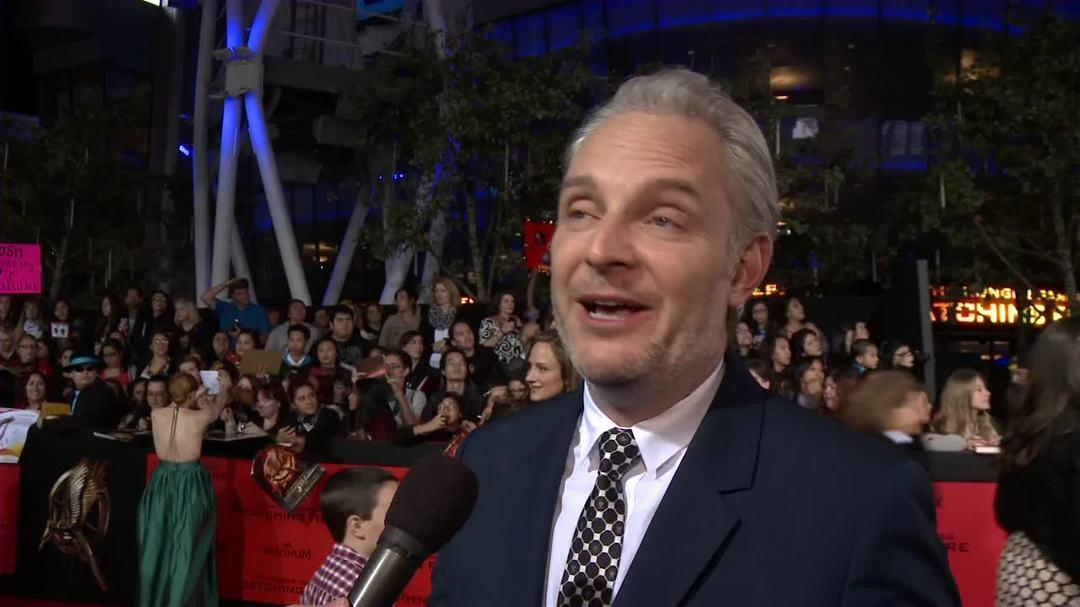 The Hunger Games Catching Fire LA Premiere Interview - Francis Lawrence - Director