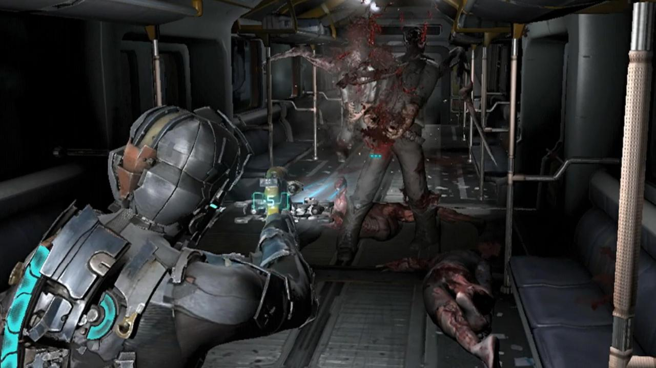 Dead Space 2 Necromorph Killin' Trailer