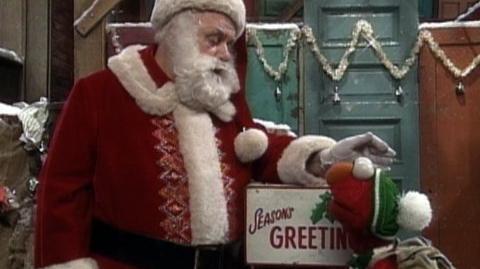 Elmo Saves Christmas (1996) - Clip Elmo's wishes