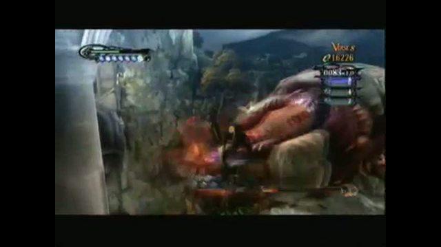 Bayonetta Xbox 360 Guide-Walkthrough - Walkthrough Chapter 1 (part 3 of 3)
