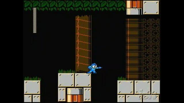 Mega Man 9 Nintendo Wii Gameplay - Elephant