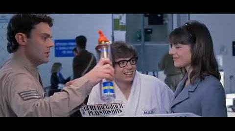Austin Powers International Man of Mystery - Personal effects
