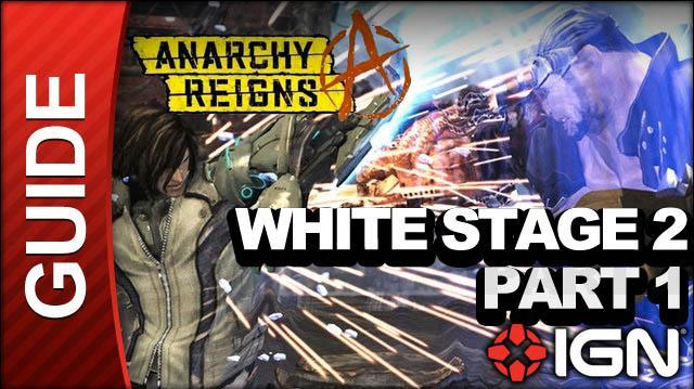 Anarchy Reigns (Max Anarchy) - White Stage 2 - Port Valenda Part 1 - Walkthrough