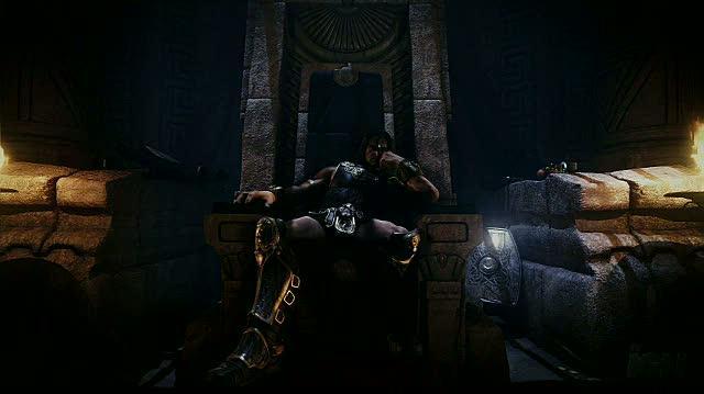 Age of Conan Hyborian Adventures Xbox 360 Trailer - GC 2008 Trailer