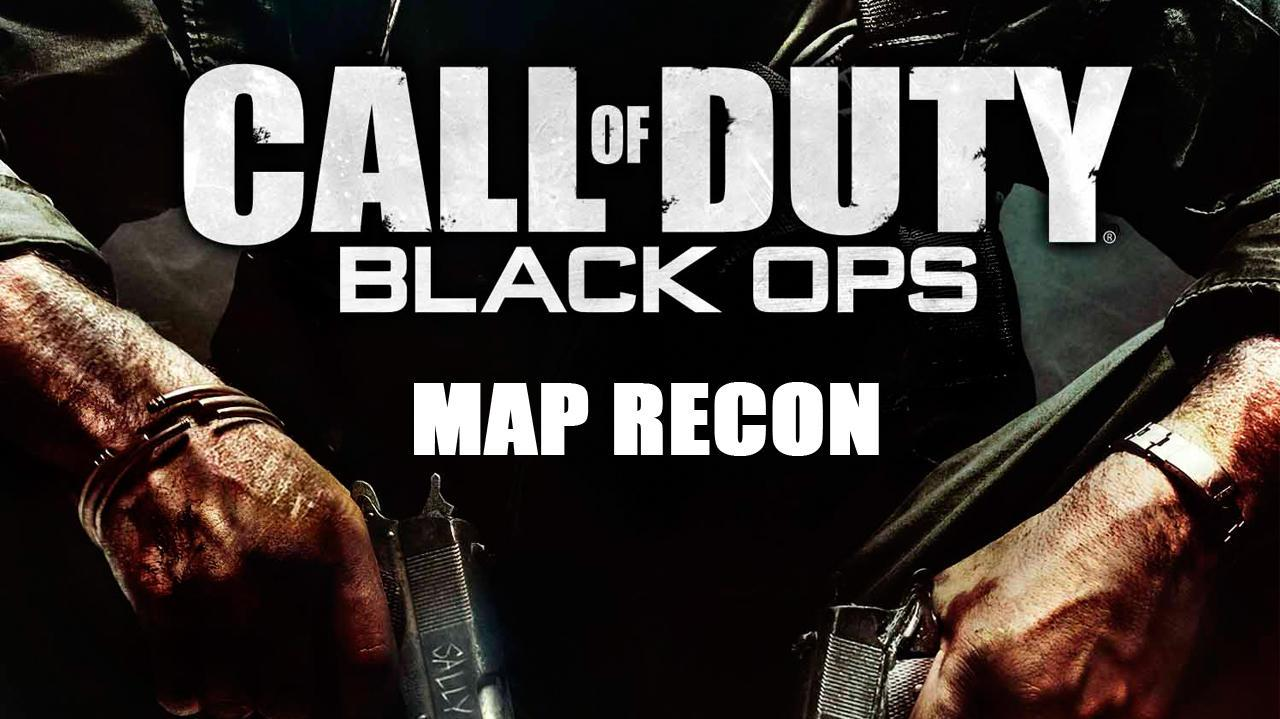 Call of Duty Black Ops Map Walkthrough - WMD