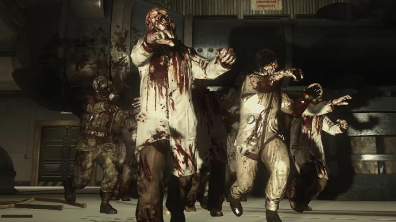 Call of Duty Black Ops First Strike Zombies Trailer