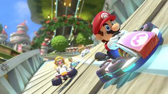 Mario Kart 8 - How Fire Hopping (Frogging) Works