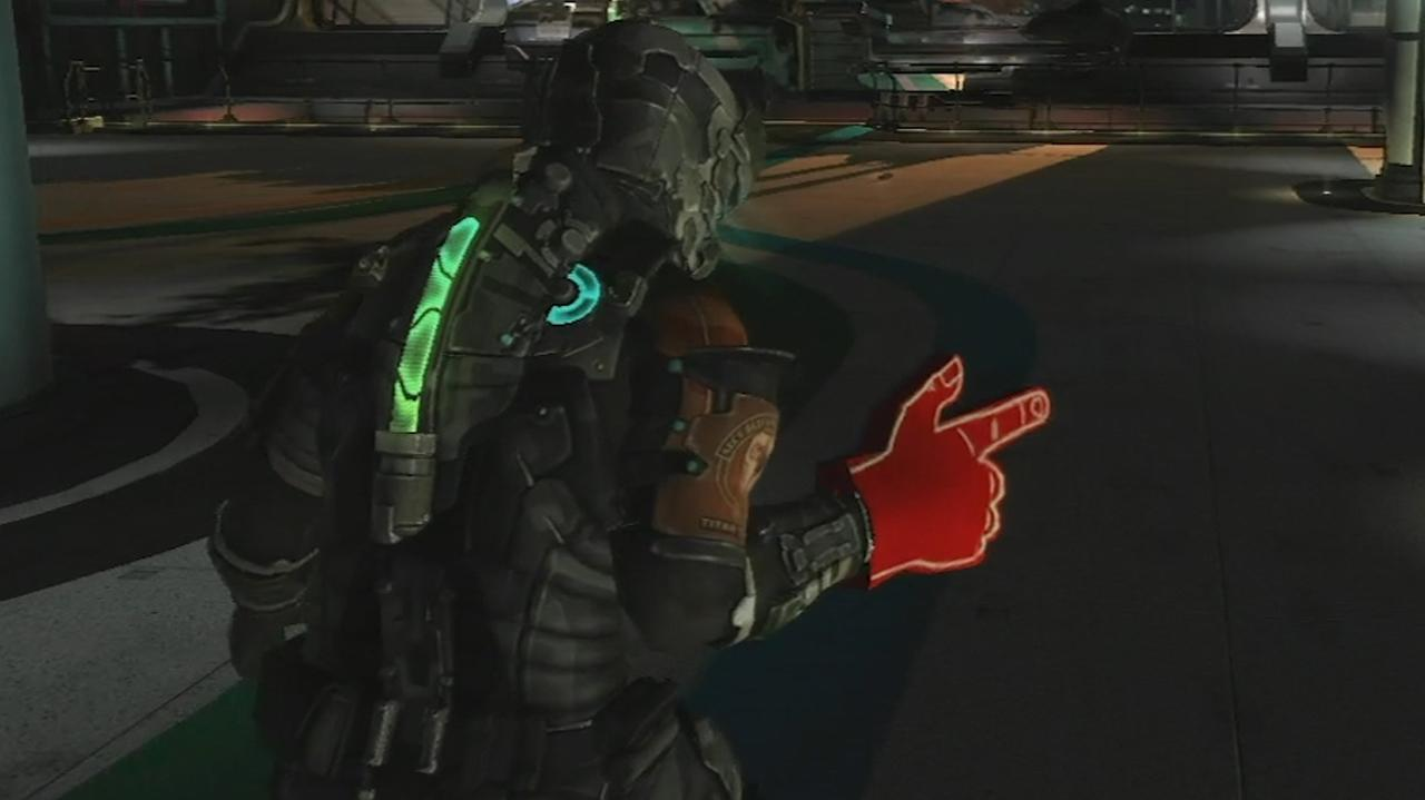 48 Foam Finger (Dead Space 2) - IGN's Top 100 Video Game Weapons